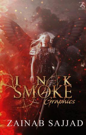 Ink Smoke Graphics by Ink_Smoke_ZS