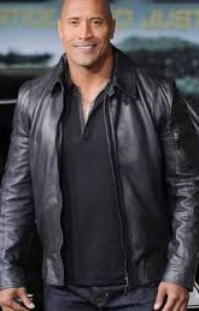 Dwayne Johnson Faster Leather Jacket Dead Rising Chuck Greene