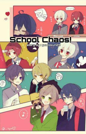 Utattemita Junior High - School Chaos! by yuutokun29