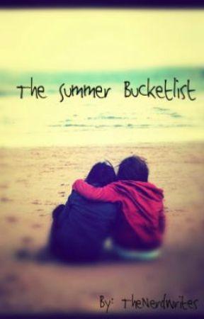 The Summer Bucketlist by TheNerdWrites