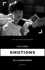 Emotions • Seokjin • by LuYongxSope