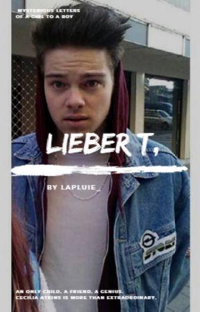 Lieber T | Taddl Fanfiction by LaPluie_