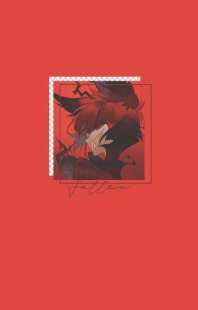 𝕱𝖆𝖑𝖑𝖊𝖓∣ Alastor by obsesick