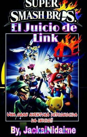 El Juicio de Link by JackalNidaime