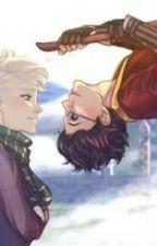 Draco x Harry Oneshots by Mavi_Sumukler