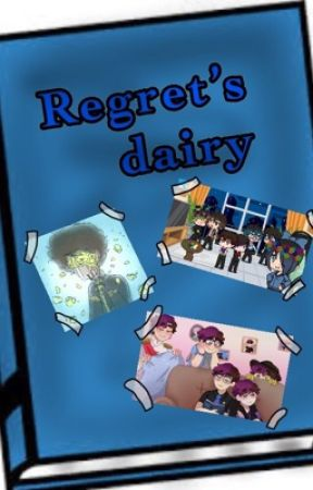 Regret's Dairy by Bluewolfgirl87