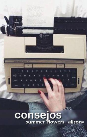 ◄Consejos para escribir►