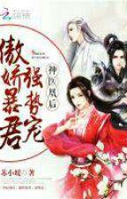 Godly Empress Doctor  by KumikoMo