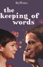 The Keeping of Words | Spencer Reid by brywriters
