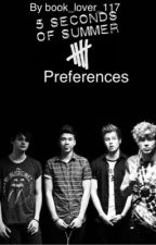 5 Seconds of Summer Preferences by book_lover_117