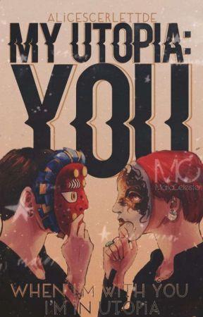 ━「M Y • U T O P I A : Y O U」|| VKook 2S by AliceScarlettDe