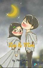 Zee & Mon (Hiatus) by Aisora_Ne