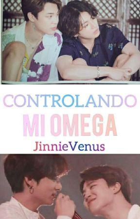 Controlado mi omega《KookMin》Omegaverse by JinnieVenus