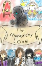 The Monarchy Love by Irena456draws