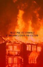 Prise dans les flammes (Inazuma Eleven) by UnderGalaxie