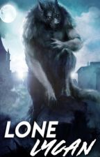 Lone Lycan by astertele