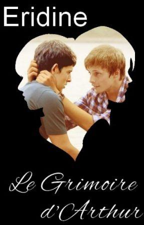 Merlin : Le grimoire d'Arthur - UA by KiraS63
