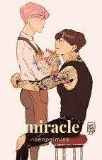 Miracle • jikook by Drajexjimin