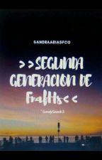 >>Segunda Generación FnafHs<< by SandraAriasFco