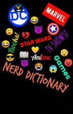 Nerd Dictionary by Lasercorny