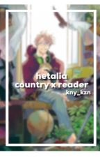 Hetalia Country x Reader by aph_americaaa
