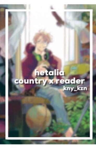 Hetalia Country x Reader