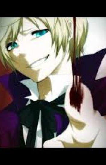 Vampire!Alois Trancy X Reader ~My Bed~