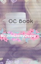 Elegant *OC Book*💋 by ALittleLoveyDovey