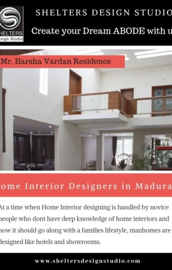 House Interior Design In Madurai Shelters Design Studio