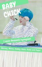 Baby Chick {Little! Jisung & NCT} by arohamycarrat