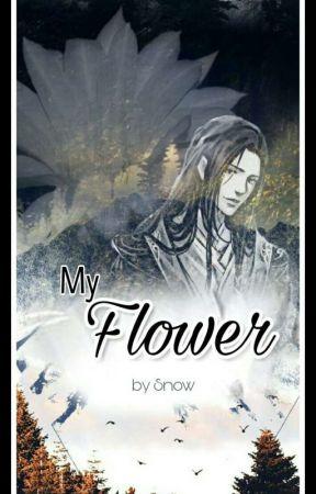 My flower by La_yeitnwe