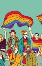 قصة الملف الازرق / قصة حب مثلية by Lesbian-N