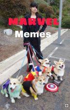 MARVEL Memes  by ChildOfTheMoon8