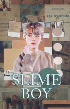 Slime boy | Social Media Story | Yoonmin by ImShiro_
