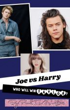 Joe vs Harry-Who will win Taylor? by tayismyamericanqueen