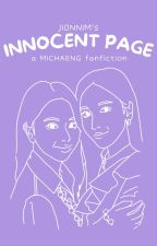 Innocent Page by SeylorBuwan