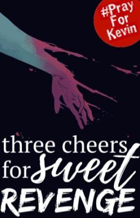 Three Cheers For Sweet Revenge   Got Guts? by bxndit0
