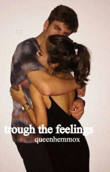 trough the feelings; justin bieber