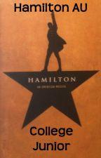 Hamilton College AU - Junior by jemmymadison316