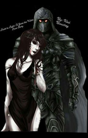 Dark to light Jane the Killer love story by RedBouchey