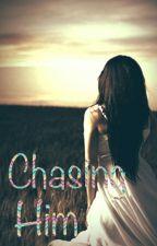Chasing Him...(Werewolf) by Meggie13