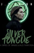 Silver Tongue | Theseus Scamander | by -RiddikulusRiddle-