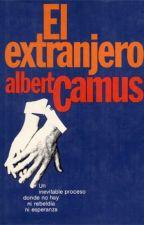 El Extranjero by ReadingDarkStars