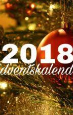 Adventskalender 2018 by KleinesEinhorn17