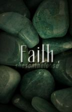 Faith .|. H. J. POTTER by shesontheloose