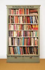 De Boeken Voor De Rust (Een boekenclub) by JuniorvanSoest