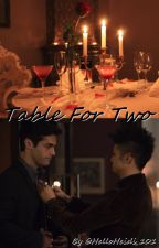 Table For Two (Malec AU) by HelloHeidi_101