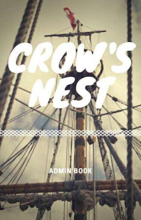 Crow's Nest ↪ ADMIN BOOK by stormyseas-