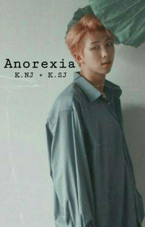 Anorexia | k.nj + k.sj by illegalmochi-