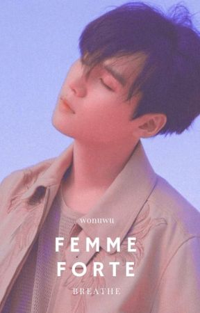 femme forte | min yoongi by W0NUWU